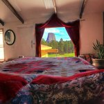 Foto de Devils Tower Lodge
