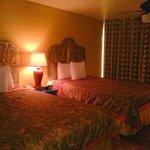 Beautiful Southwest Decor made room cozy & inviting