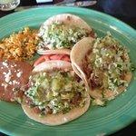Shredded Pork Tacos - delicious!