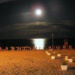 La spiaggia di notte....