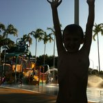 Water Park, Strand