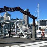 Maori Entrance Gate
