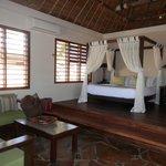 Garden Villa master bedroom.. (71779782)