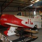 Gee Bee R-1 racer (replica)
