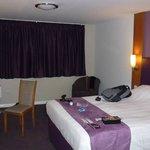 Foto de Premier Inn Southend Airport Hotel