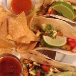 highly recommended fish tacos