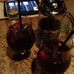 Sangria with the French Press