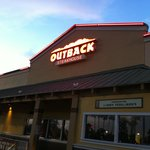 Front of the Outback
