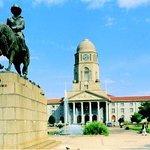 City Hall Pretoria with Museum