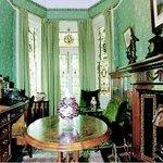 Melrose house Museum interior