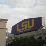 LSU Stadium (Geaux Tigers)!