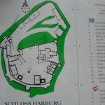 Fürstliche Burgschenke Harburg Foto