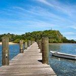 Foto Loloata Island Resort