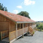 The Eco Lodge at Denmark Farm for self-catering holidays