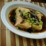 tofu - excellent