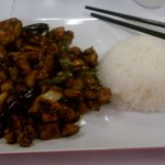 Kung Pow Chicken