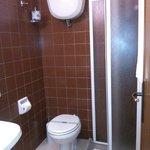 Bagno della camera 304