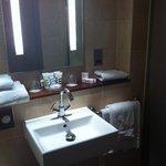 vanity in room 86