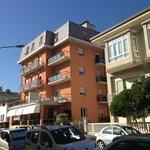 l'hôtel Giulietta