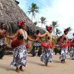 Pacific Island dancing (not Fijian - but regional)