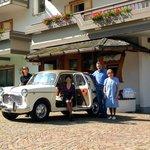 Elena, Edith, Giorgio e la Sigora Rosina: tutta la Famiglia Spinel vi augura un buon soggiorno!