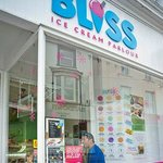 Bliss Ice Cream Parlour - Sandown