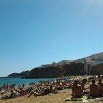 Praia do Peneco (ao lado da Praia dos Pescadores)