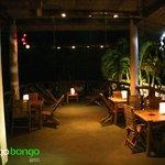 Bongo Lounge area