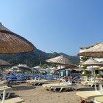 icmeler beach