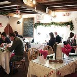 Christmas lunches at the tearoom from 2012