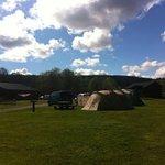 The Kielder Campsite