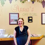 Anna the owner