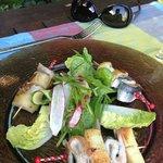salade de sardines et bonotes
