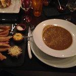 la soupe de crabes