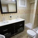baño habitaciones Economy