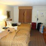 A maior parte dos quartos vêm com micro e frigobar!