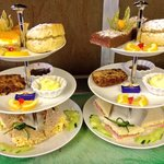 Afternoon tea for two  at old stables tearooms