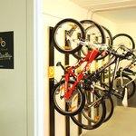 Garaje guarda-bicicletas