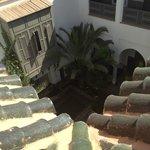 vue du toit terrasse