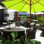 The Ice Bar & BBQ terrace - The Chargrill restaurant