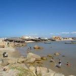 Pedra do Sal Beach