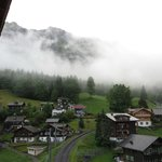 The town of Wengen