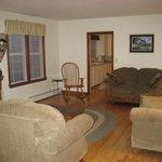 Farm House - Living Room