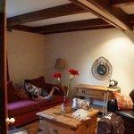 Montagnarde living room