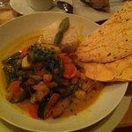 veggie thai curry