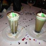 yum!!!  Irish coffee. delicious