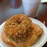 gourmet breakfast...lmfao