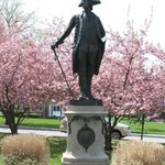 Frederick the Great Statue was once in Washington D.C. and is now at Carlisle Barracks, PA