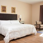 Habitaciones confortables y finos detalles