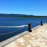 Barragem - Reservatorio para pratica de esportes nauticos